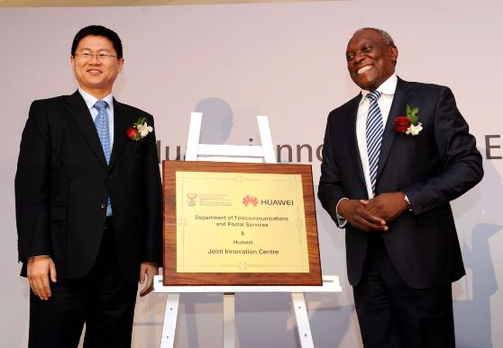 Huawei launches its first Innovation & Experience centre in Africa