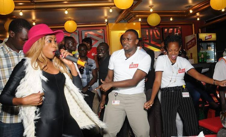 """Sheebah Karungi, Winnie Nwagi thrill revelers as UBL launches """"Tubbaale"""" campaign"""