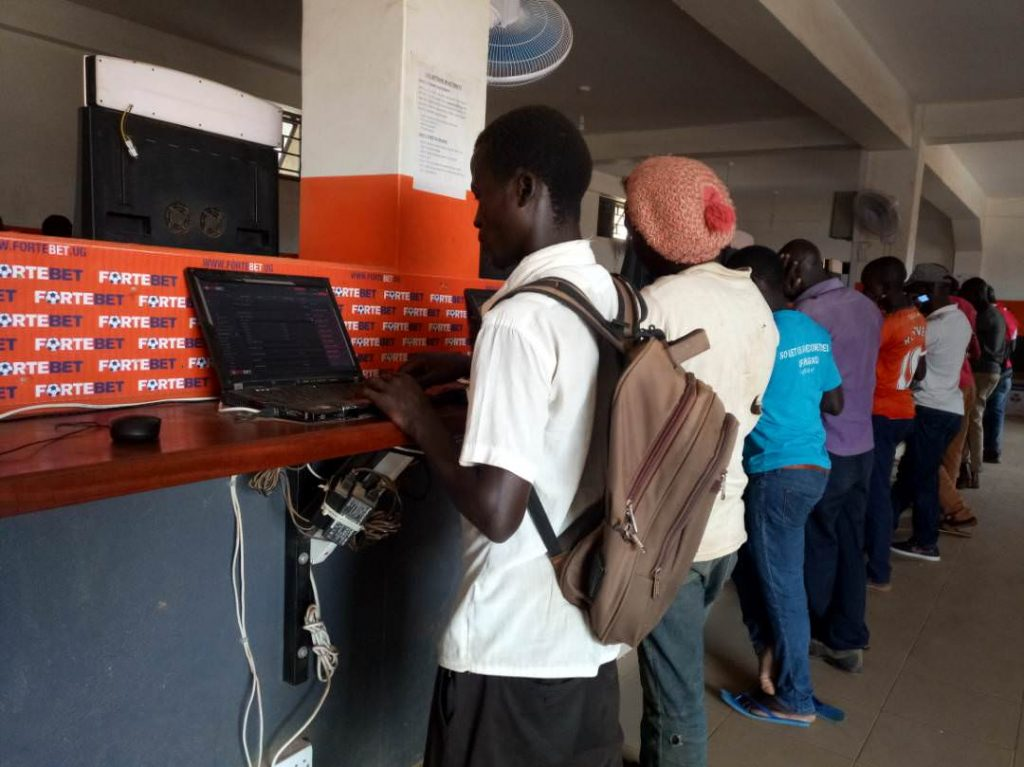 Online sports betting in uganda national lottery co za sportsbetting